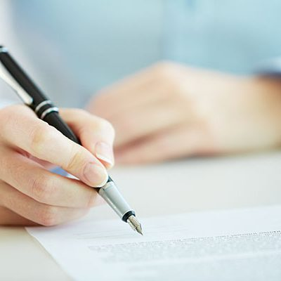 Notice Writing Services